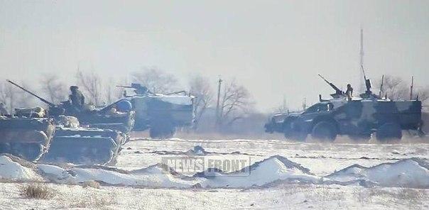 Военные учения армии лнр фото от