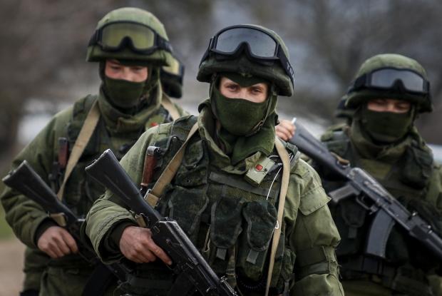 ВМинобороны Украины подсчитали потери российской армии вслучае войны