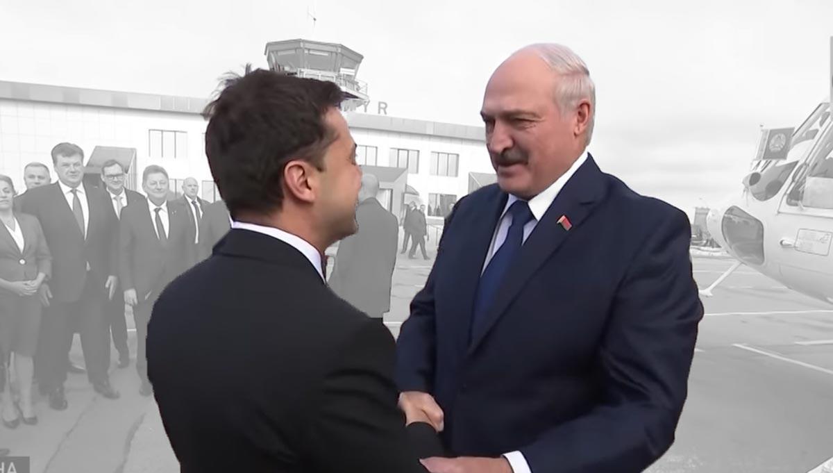 Лукашенко и Зеленский обсудили экстрадицию