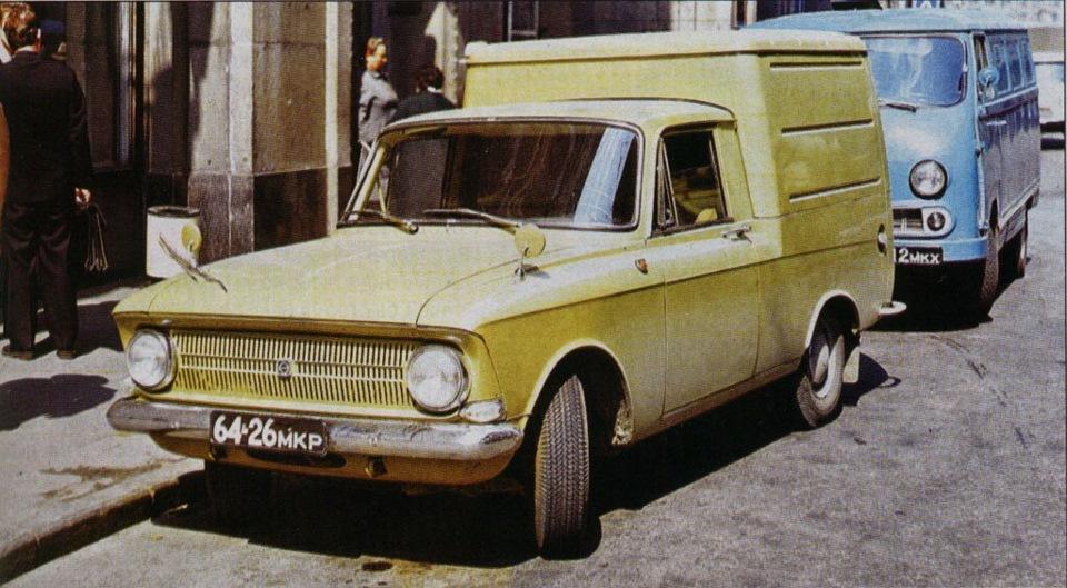 АвтоВАЗ новый выпустит Lada Van в 2020 году