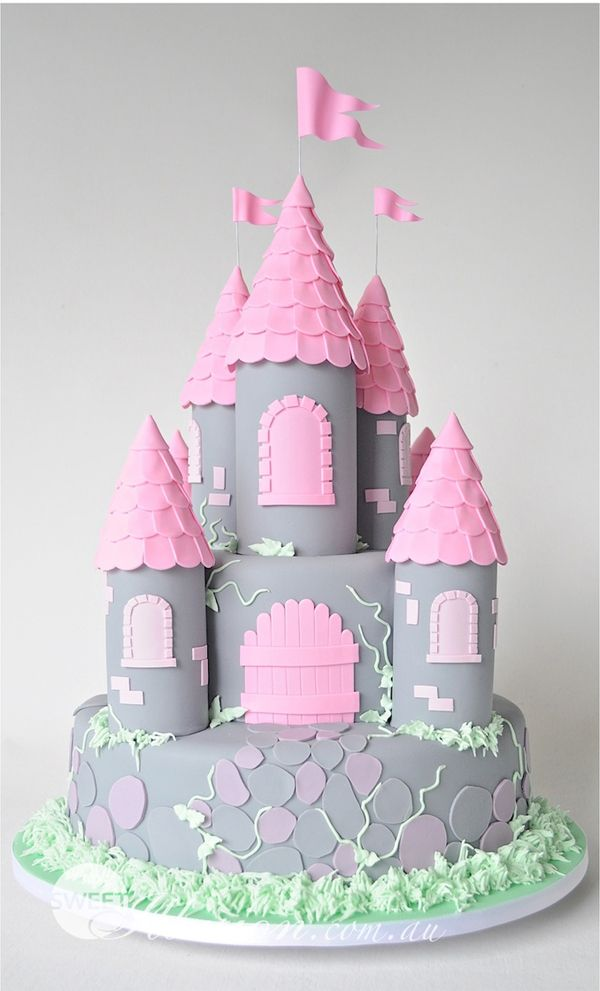 Торт на день рождения для девочки: 15 интересных идей оформления