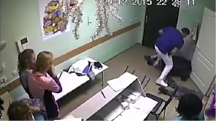 Был ли белгородский врач профессиональным боксером?