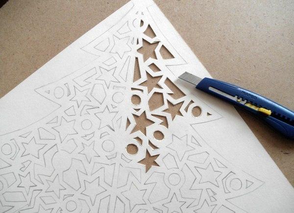 Ручки для ножа из Идеи для новогоднего