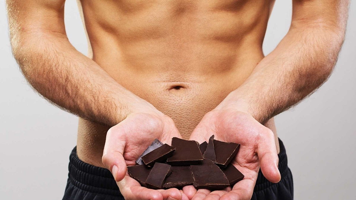 список фото парень в шоколаде приняла его