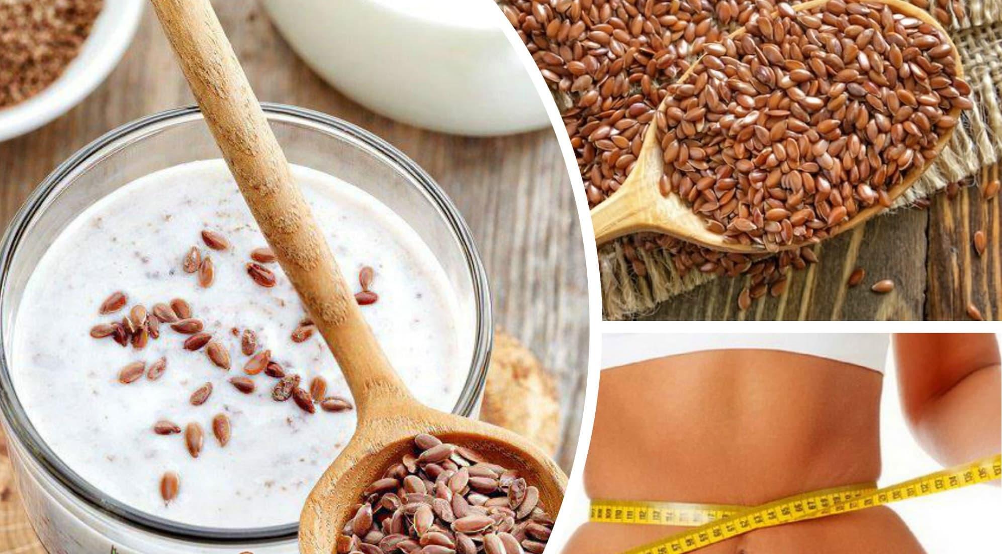 Как Похудеть С Семена Льна. Как принимать семена льна для похудения — отзывы и рецепты с фото