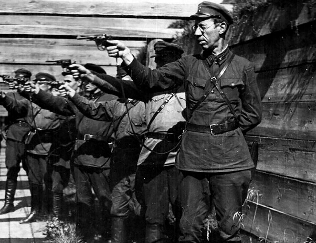 Команда НКВД