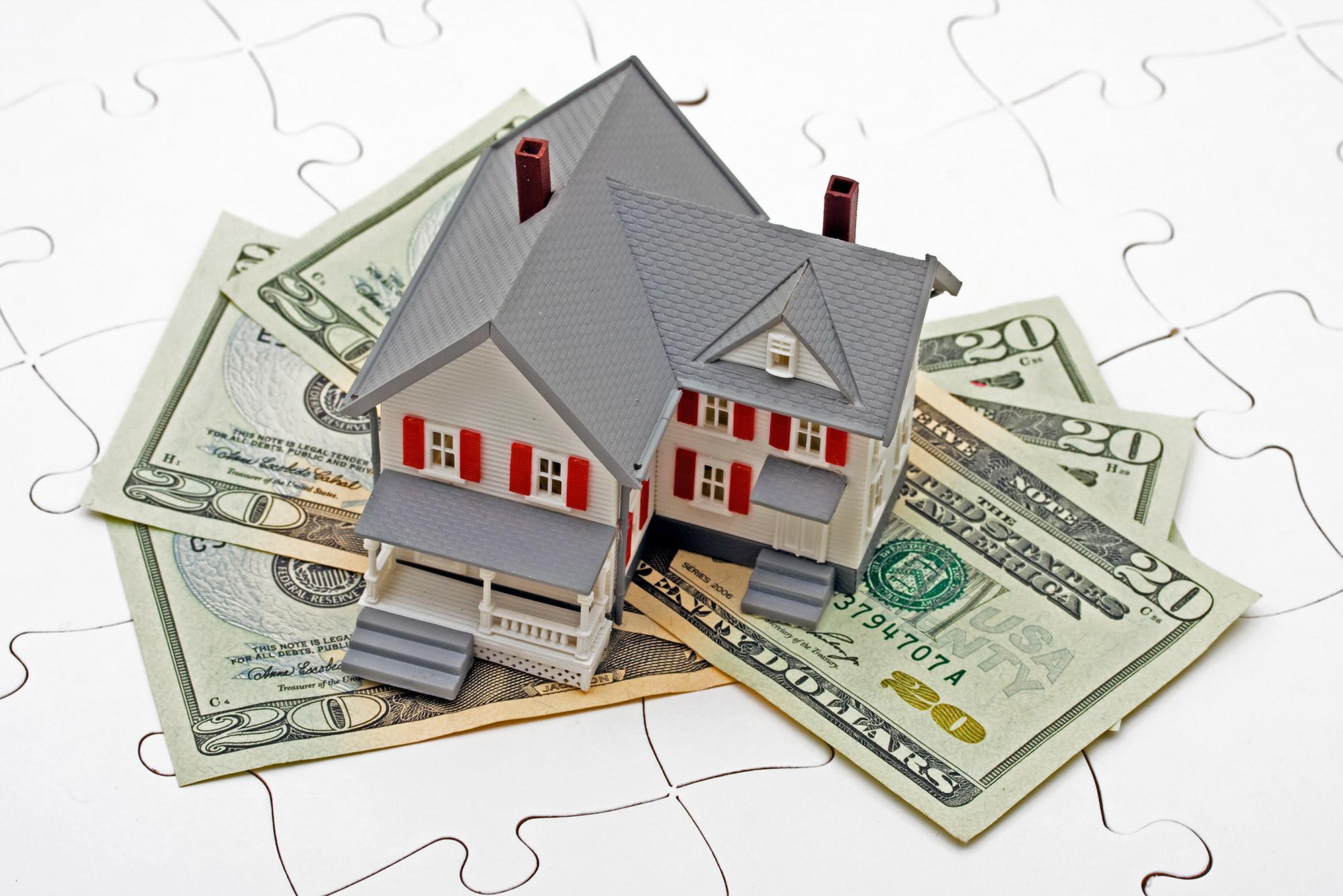 займ под залог любой недвижимости срочно