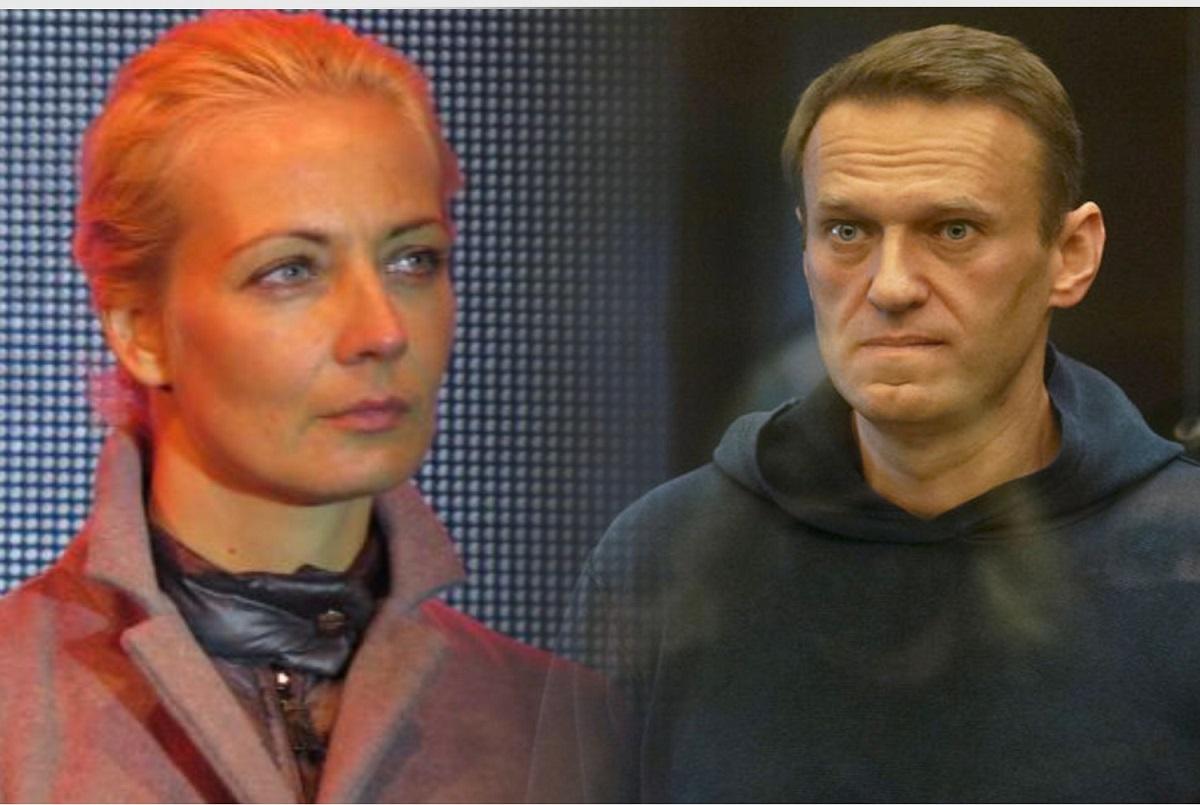 Торопятся...ГосДеп поддержит вдову Навального...