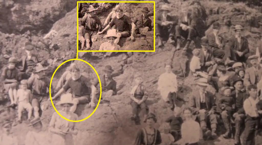 фото путешественников во времени объяснение видео торжества пара