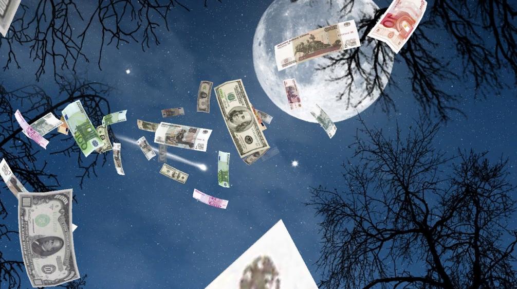 Картинки на рабочий стол денежные потоки ветра