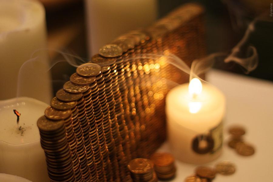 Деньги заговор картинка
