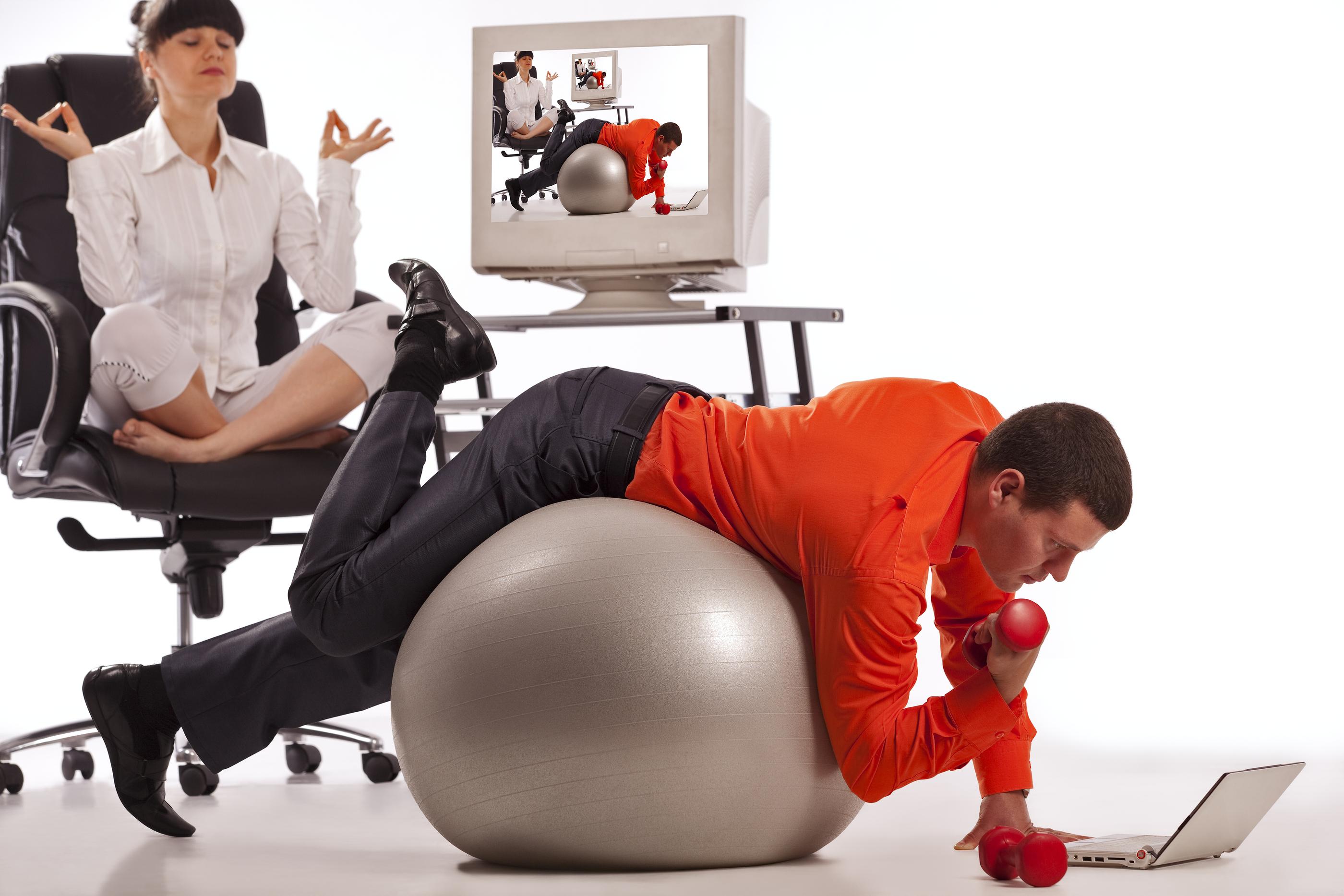 камчатские физкультура на работе картинки людям было