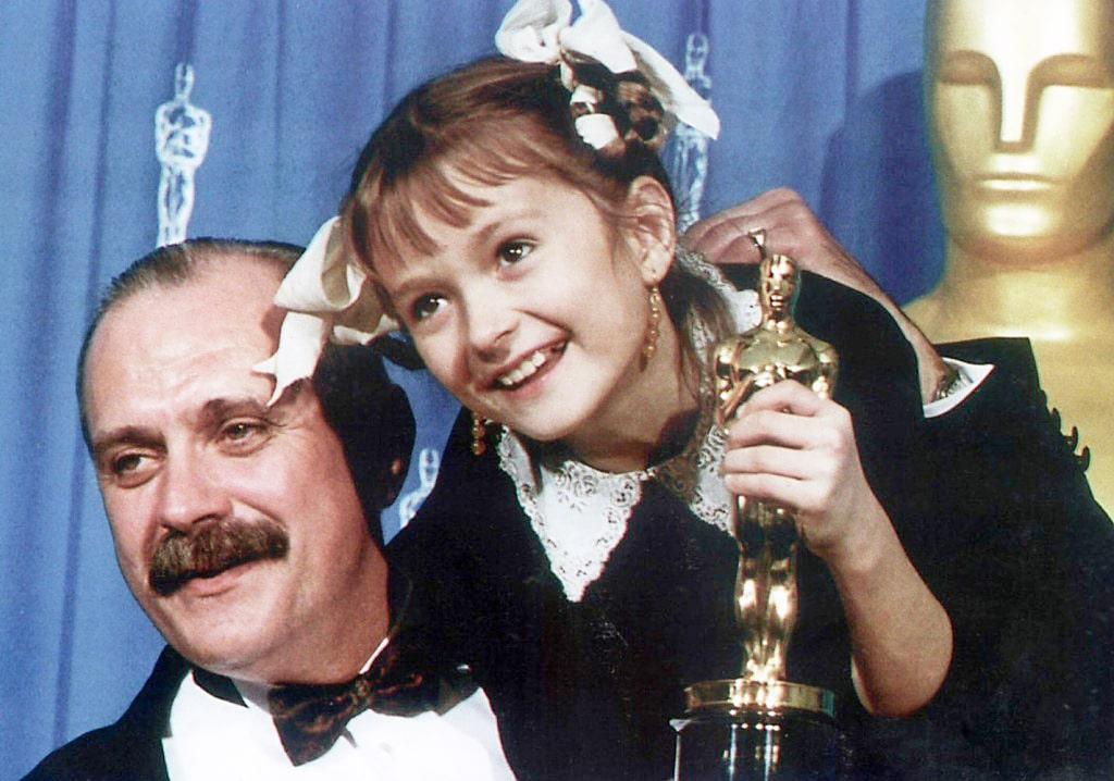 """Никита Михалков на премии """"Оскар"""" 1995 год"""