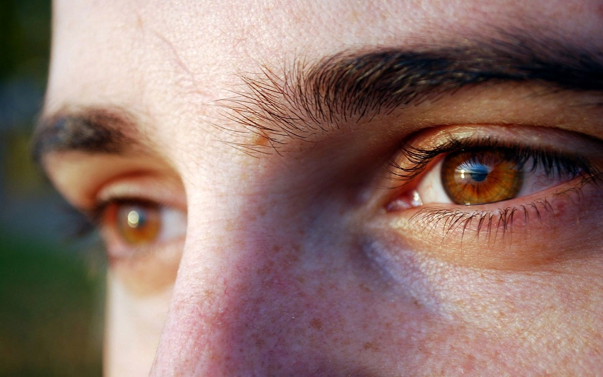 может фото левого глаза мужчины любительница