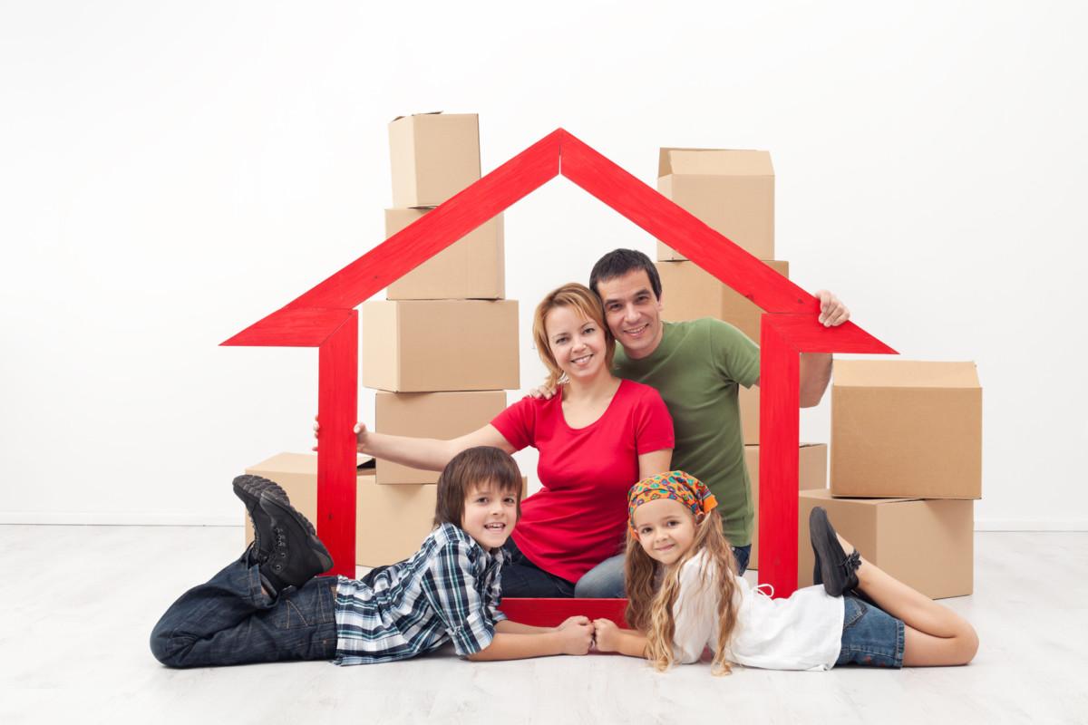 Картинки жилья семьи