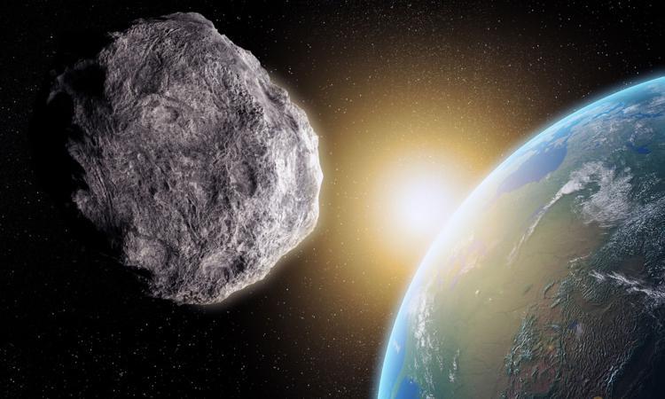 Гигантский астероид приблизится к Земле в Хэллоуин
