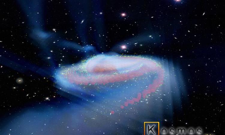 На орбите Сатурна обнаружена звездная пыль