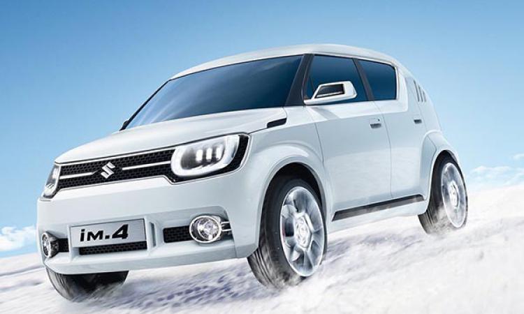 Suzuki ведет подготовку к старту продаж компактного кроссовера Ignis