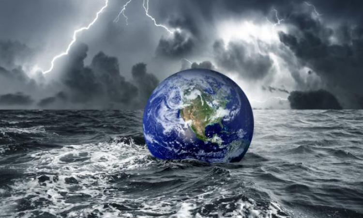 Ученые назвали дату нового всемирного потопа