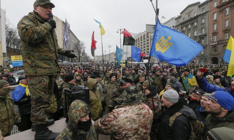 Новый Майдан на Украине: три требования к правительству