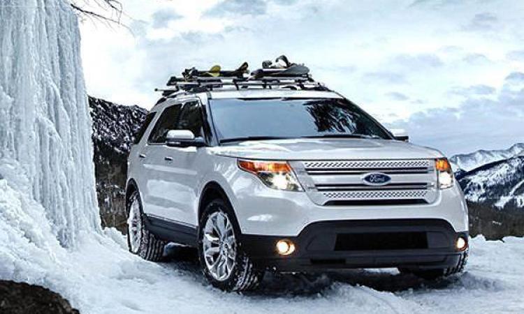 В РФ уже можно купить новый Форд Explorer