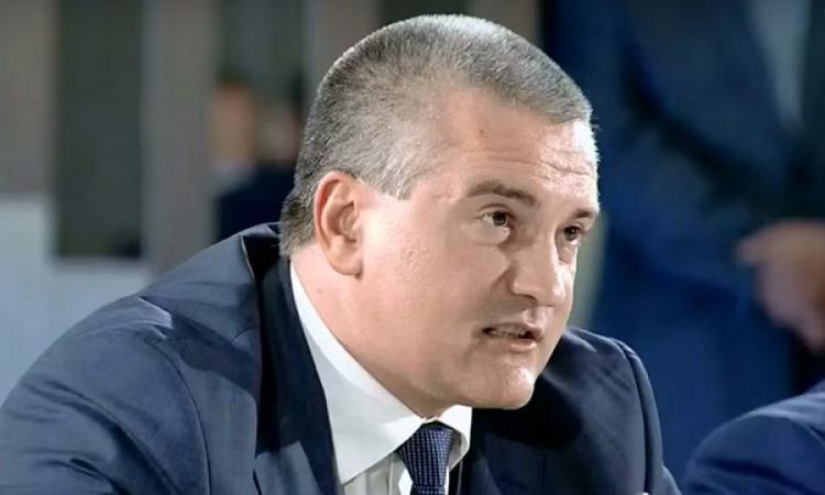 Аксенов обратился к руководству РФ с неожиданной речью, заявив о теракте в Крыму