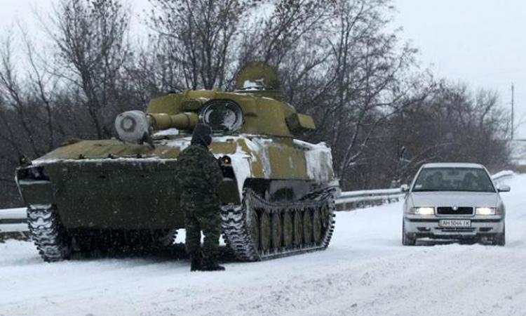 Ситуация в ДНР резко обострилась; силовики применили новую «технику»; неожиданное заявление властей ЛНР