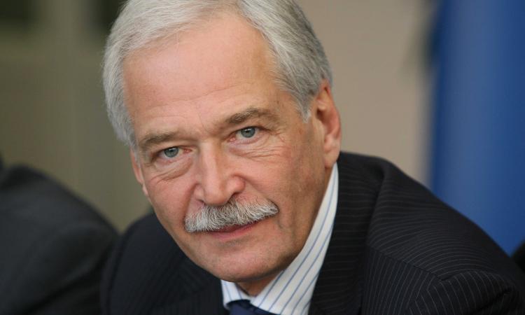 Грызлов расставил точки над «i» по Донбассу