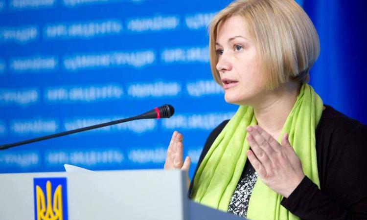 Геращенко высказала претензии к России и Путину по Донбассу: Где рубль?