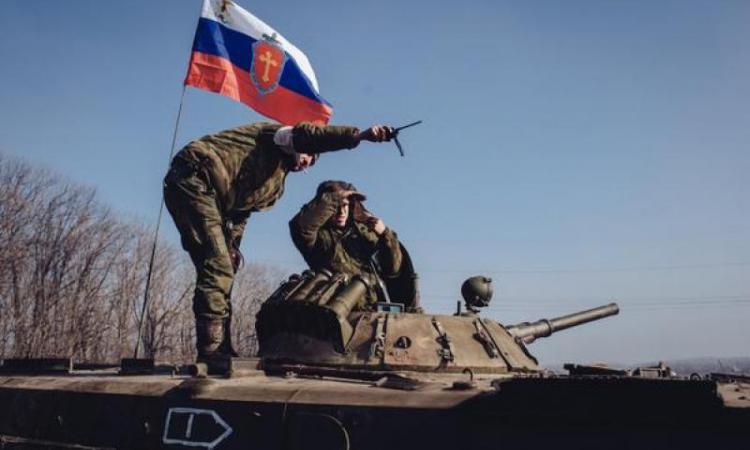 Украина угрожает Москве; Дрожь земли в Донецке – Новороссия становится зоной паранормальных явлений; со складов ВСУ исчезли 180 боевых оружий, включая РСЗО