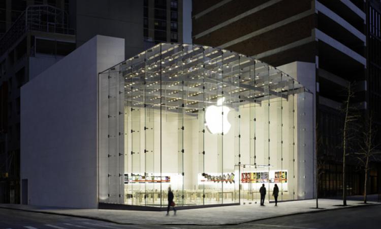 Apple получила за год прибыль в $233,7 млрд