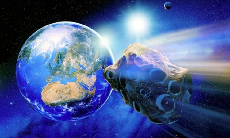 NASA опасный астероид несет Земле землетрясения и извержения вулканов
