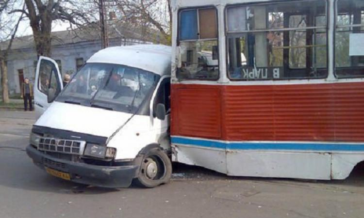 В Челябинске в аварии с