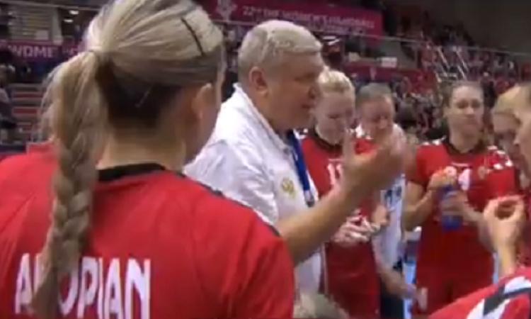 ФГР удовлетворена выступлением сборной РФ  начемпионате мира