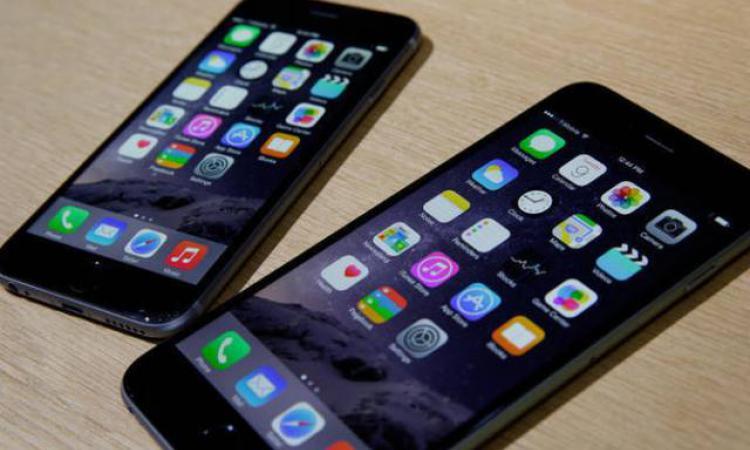 Смартфоны iPhone 6 и iPhone 6s Plus