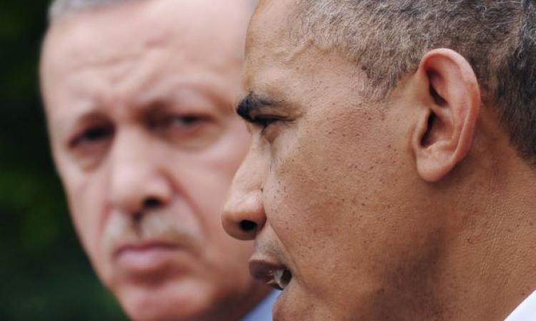 Эрдоган не исключил возможность военных операций против поддержанных США курдов