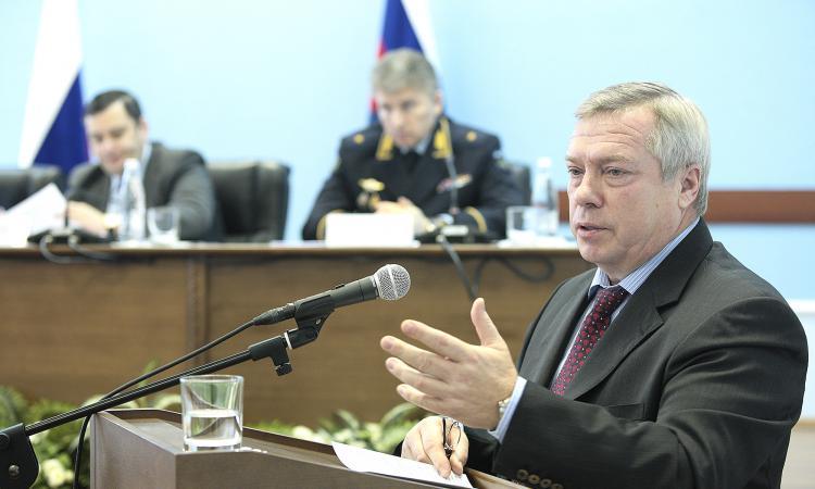 Голубев заявил что новый областной закон защитит обманутых дольщиков