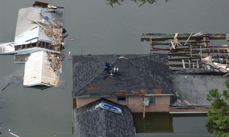 Как будут выглядеть затопленные крупные города через 100 лет показали климатолог