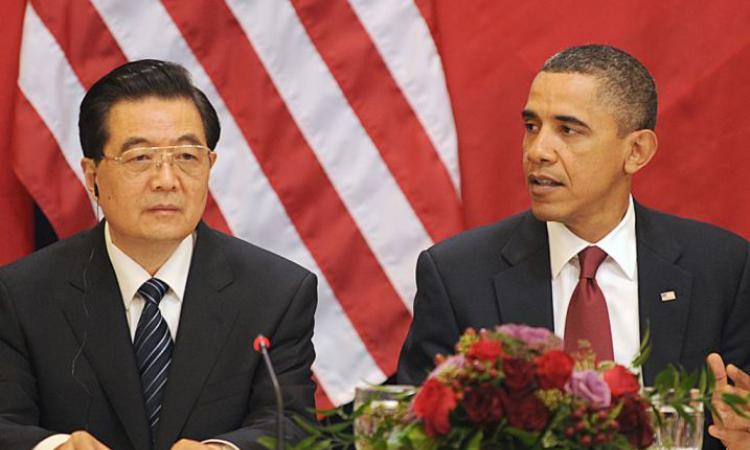 Китай ответил на слова Обамы о том кто должен'писать правила торговли РИА Но