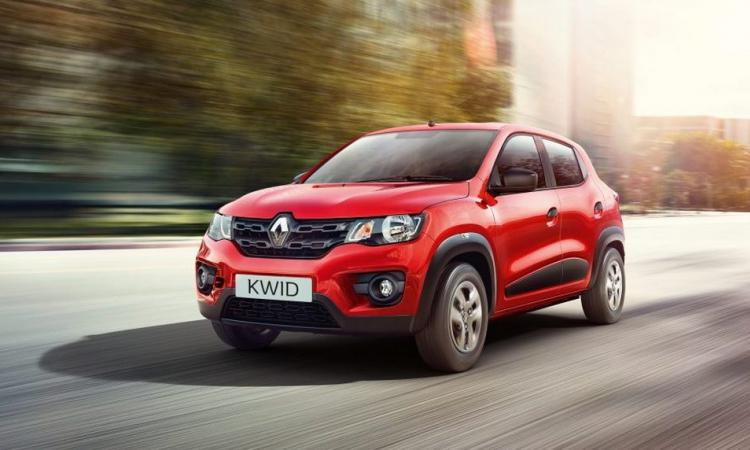 Бюджетный Renault Kwid осваивает новые рынки на очереди Бразилия