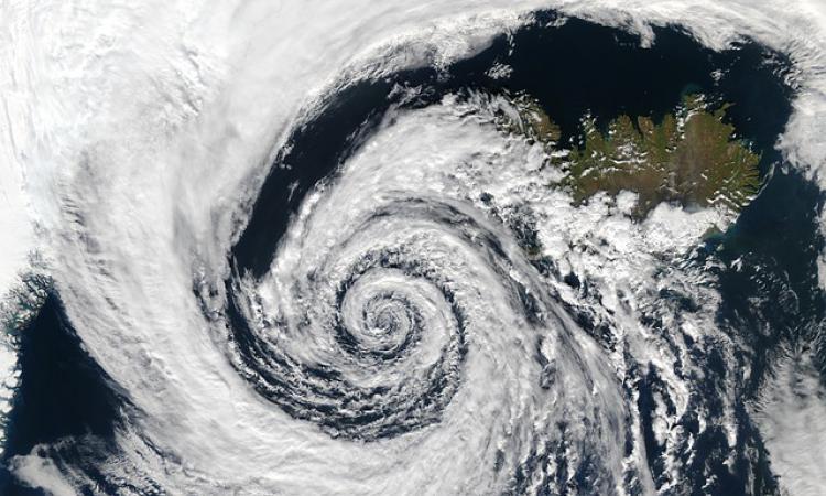 Тайвань тайфун NASA Soudelor