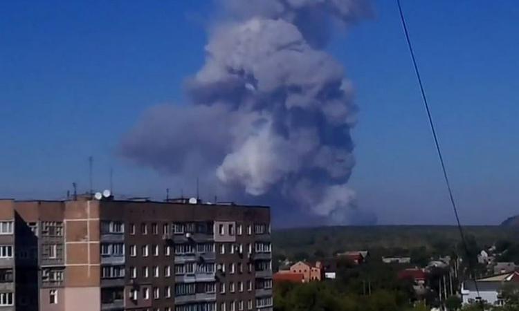 Новороссия, последние новости