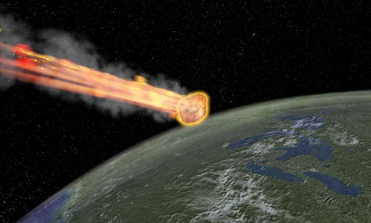 Ученые: к Земле летит близнец Челябинского метеорита