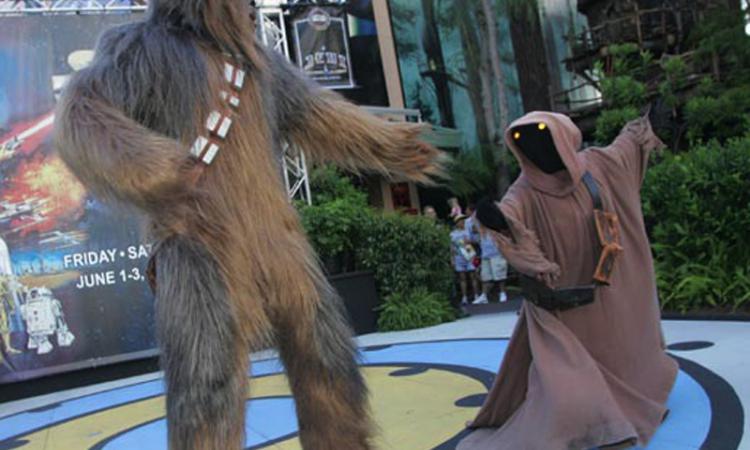 Disney построит два парка развлечений по мотивам'Звездных войн