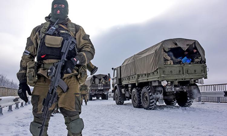 Новости Донецка сегодня 9 02 2015: диверсионная группа во главе с офицером...