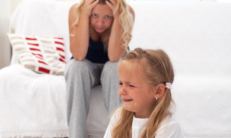 Чувство вины у ребенка уменьшает