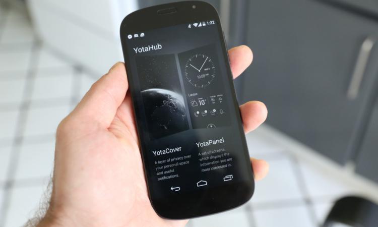 Yota Devices планирует выйти на крупнейшие рынки до конца года