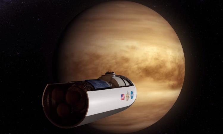 NASA готовит пилотируемый полет к Венере