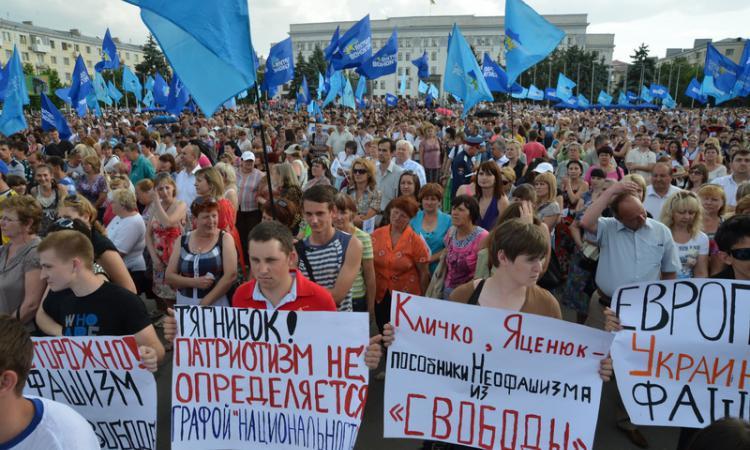 """Количество погибших мирных жителей Луганска достигло 102 человек: """"Горожане гибнут на улицах, в своих дворах и домах"""", - горсовет - Цензор.НЕТ 7995"""