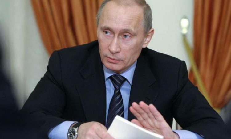 Владимир путин подписал закон о